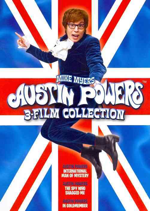 AUSTIN POWERS 1-3 COLLECTION BY MEYERS,MIKE (DVD)